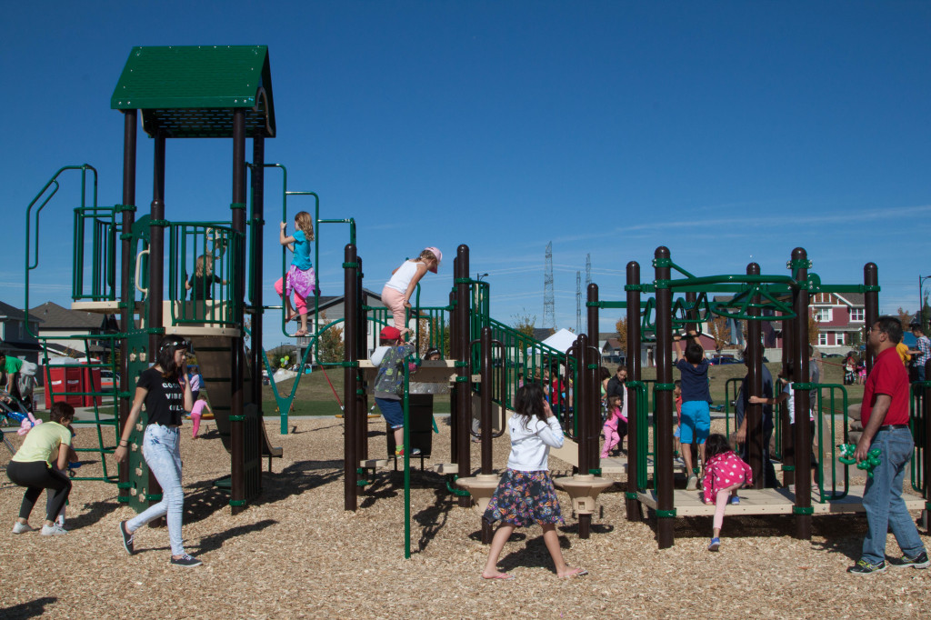 Charlesworth Park playground